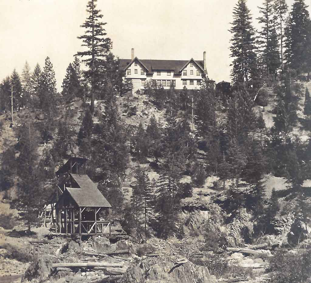 Feather River Villa - 1940